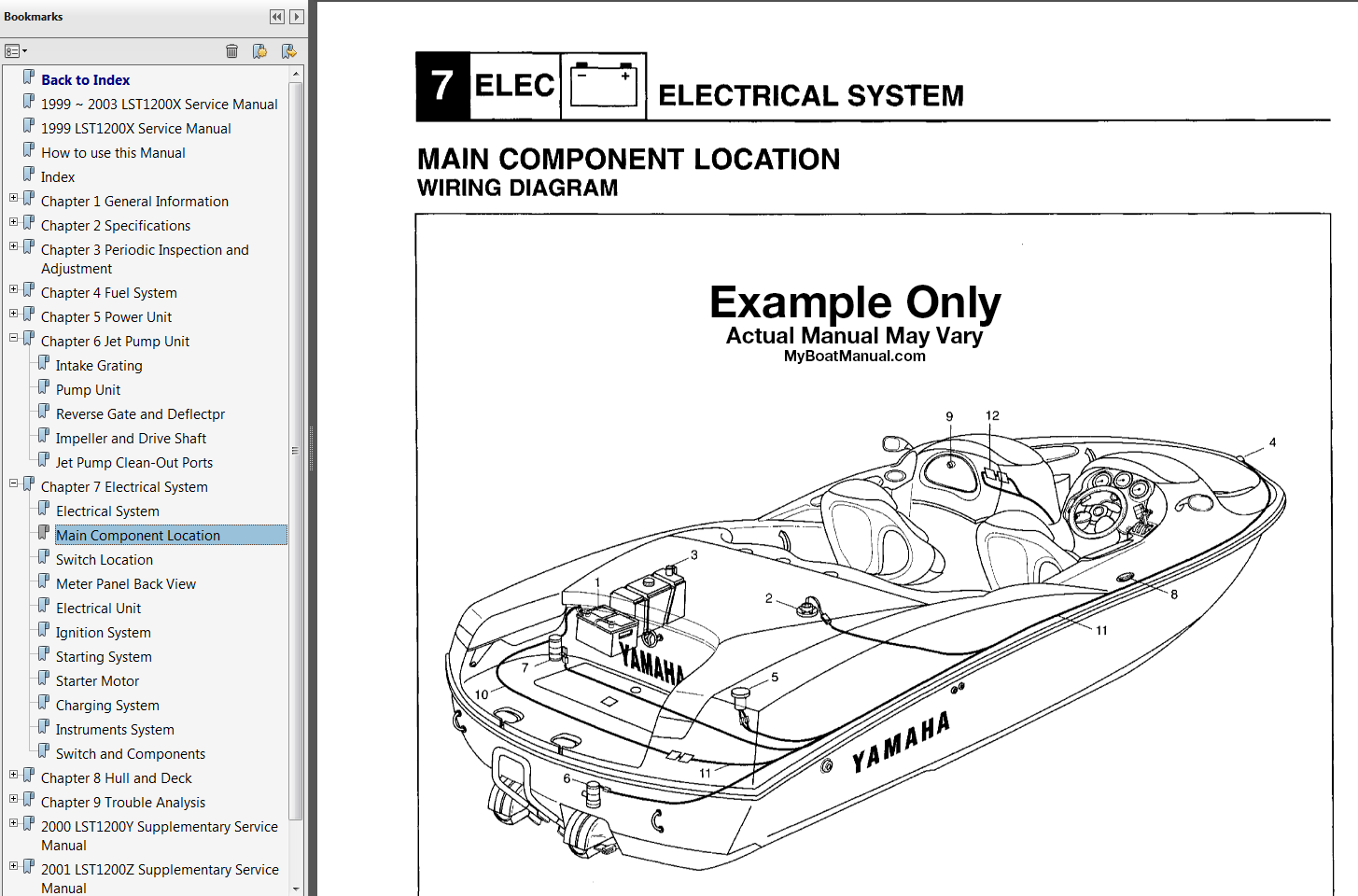 yamaha wiring diagram manual yamaha image wiring boat wiring diagrams manuals boat wiring diagrams online on yamaha wiring diagram manual