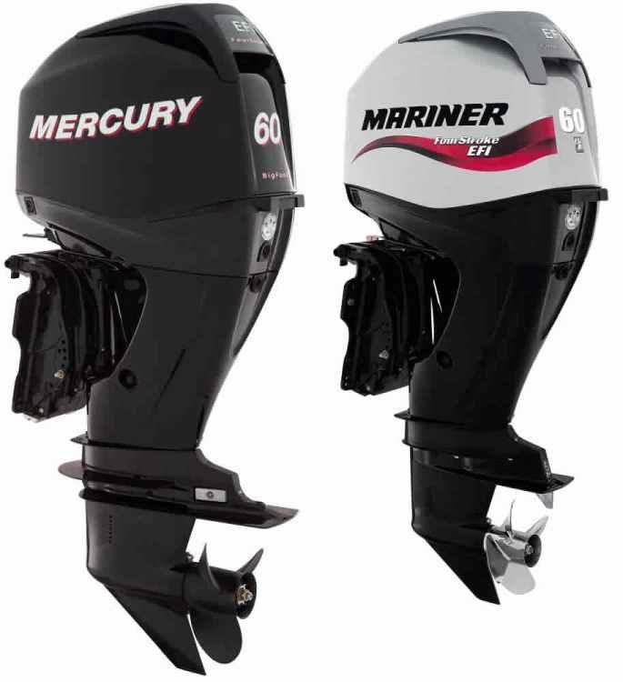 Mercury marine 2 2 2 5 3 0 3 3 2 stroke outboard motors for Mercury 90 hp outboard motor