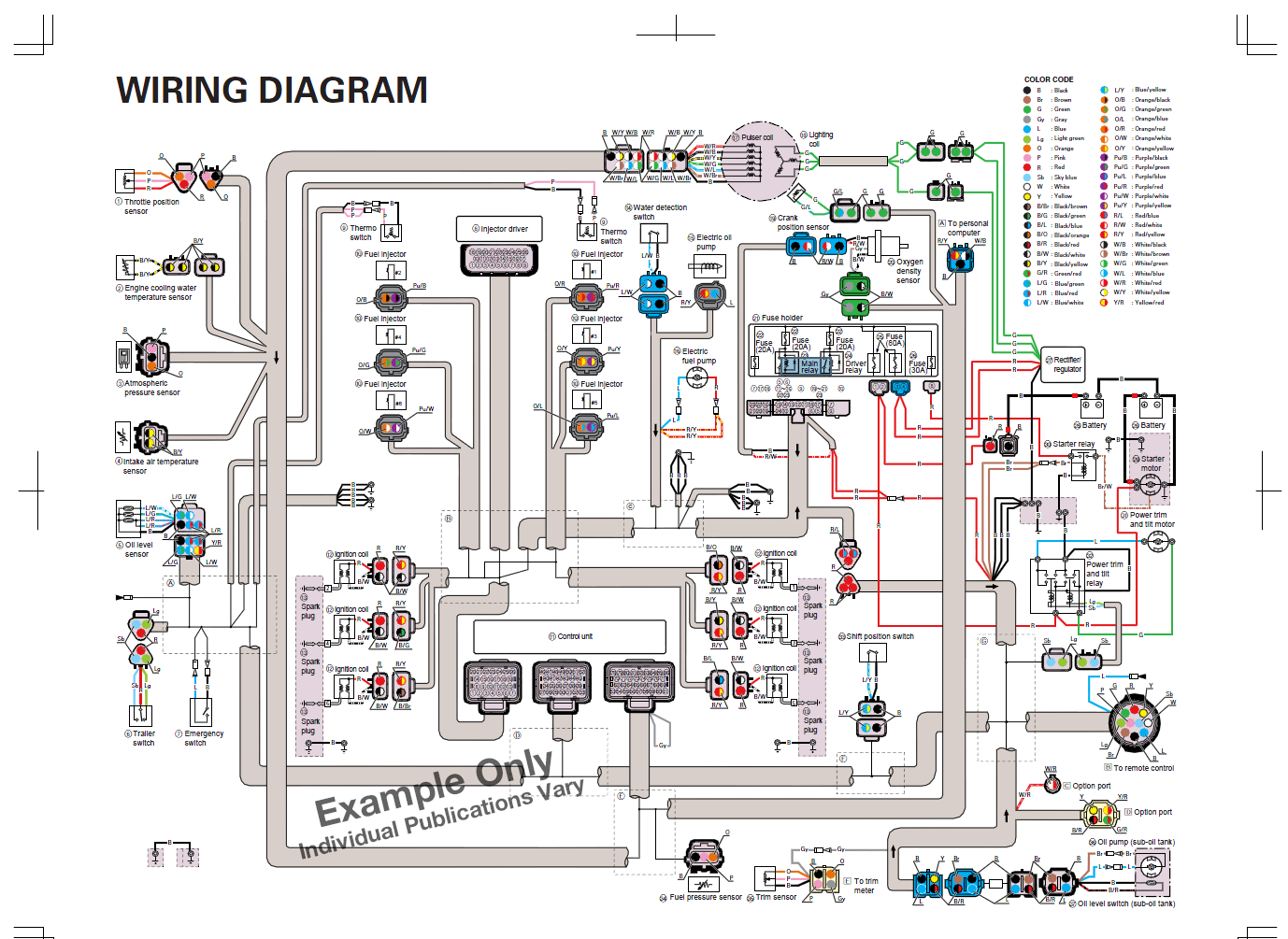 sample2 yamaha outboard wiring diagrams the wiring diagram readingrat net 2007 suzuki df 175 wiring diagram at nearapp.co