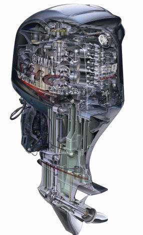 Yamaha Factory OEM Outboard Service Manual Download PDF
